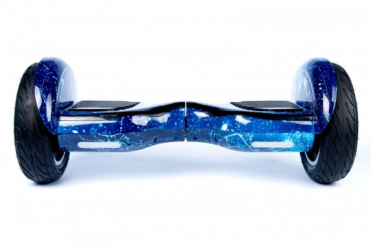 Гироскутер Smart Balance SUV Синий Космос 10.5 Premium PRO + Самобаланс + TaoTao
