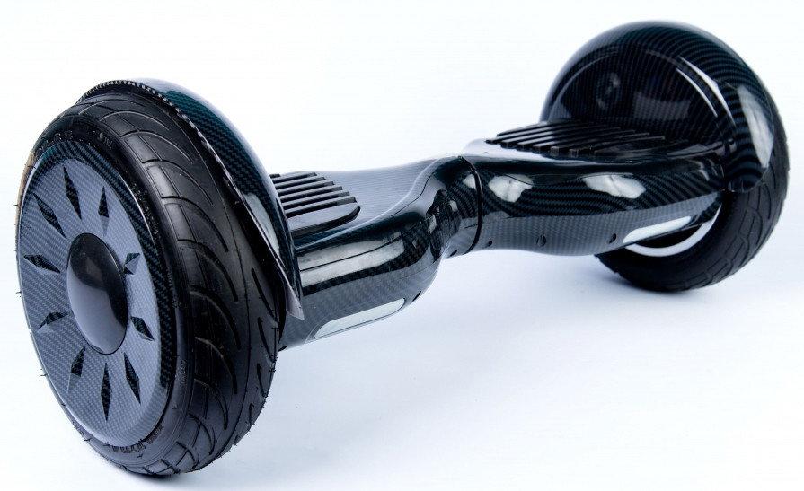 Гироскутер Smart Balance SUV Черный карбон 10.5 Premium PRO + TaoTao
