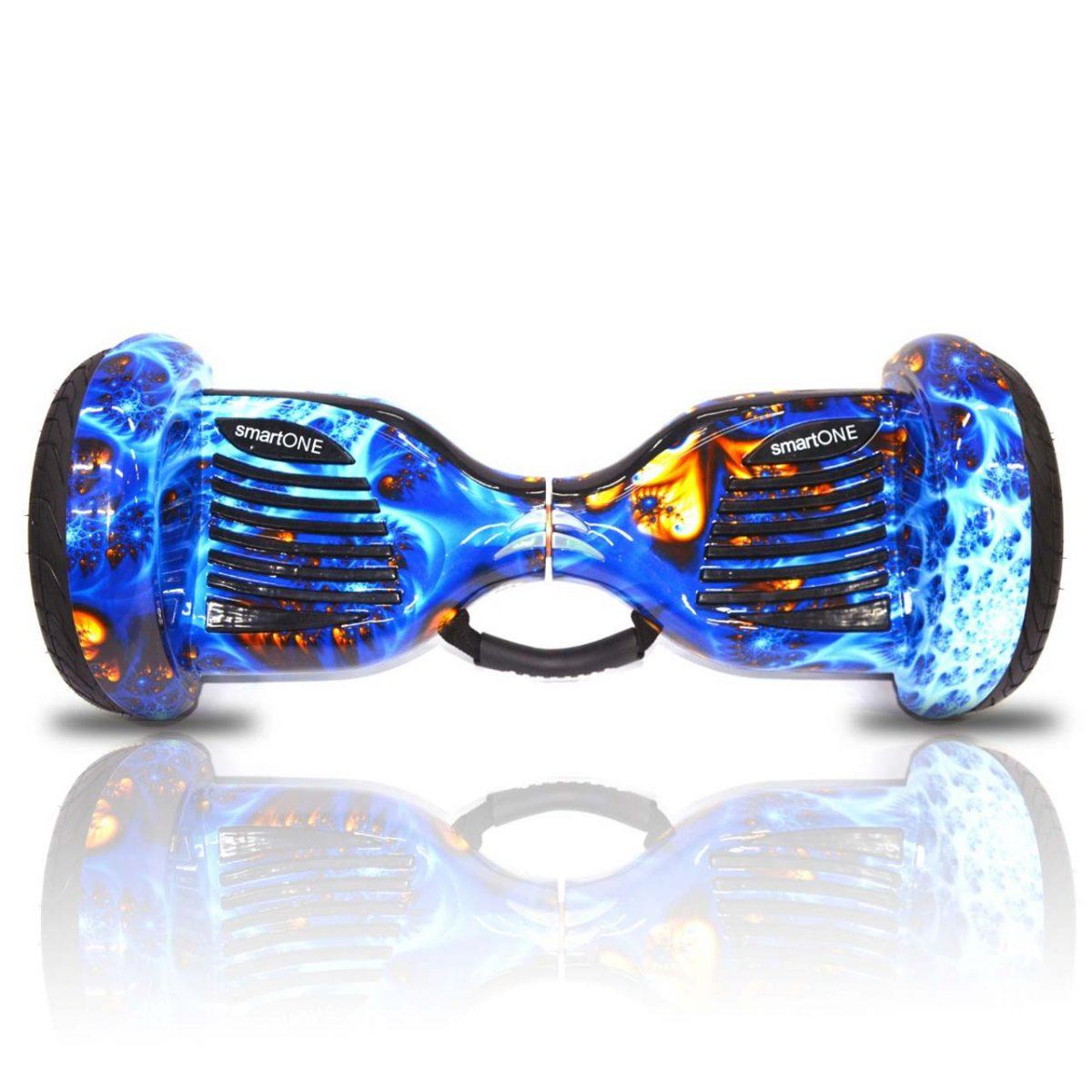 Гироскутер SmartONE AQUA 10.5 Premium синий иней
