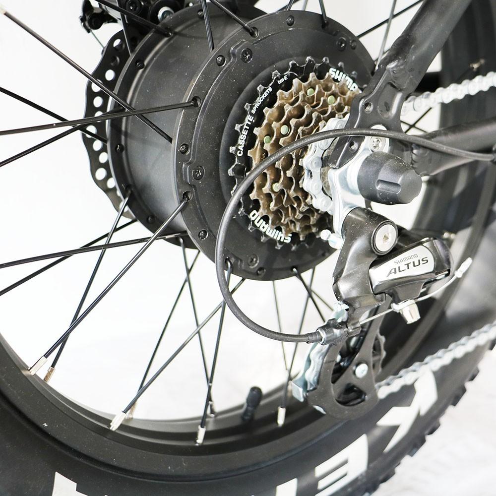 Электровелосипед Pride-2